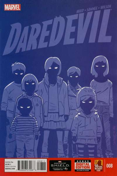 Daredevil #8 - The Purple Man