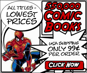 Comic Books - Lowest prices anywhere